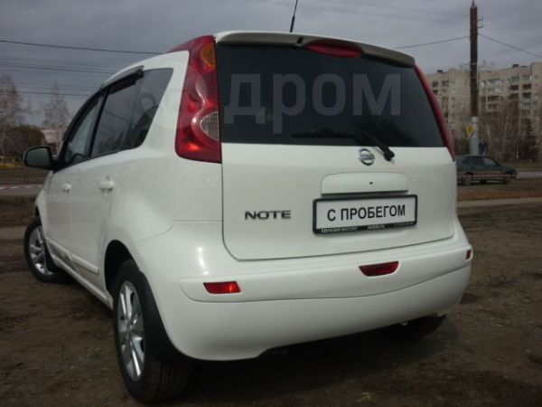 Nissan Note, 2012 год, 445 000 руб.