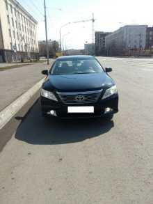 Toyota Camry, 2011 г., Новокузнецк