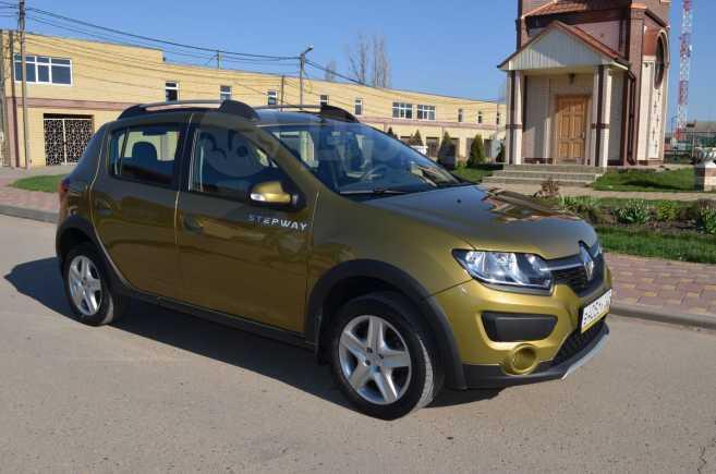 Renault Sandero Stepway, 2015 год, 585 000 руб.