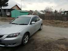 Mazda Axela, 2004 г., Новосибирск