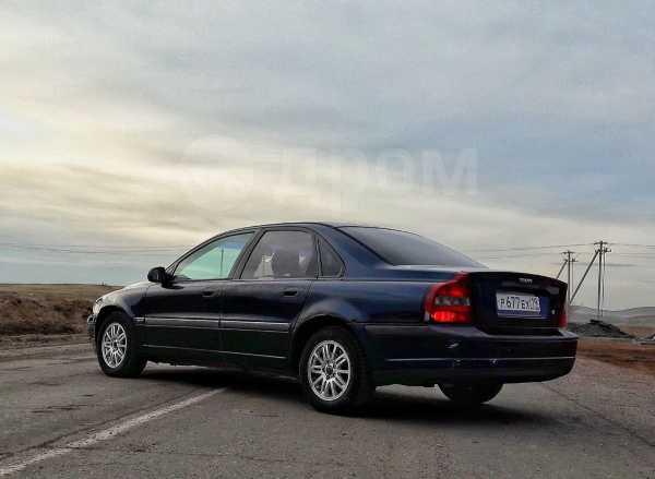 Volvo S80, 2000 год, 100 000 руб.