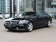 Mercedes-Benz CLS-класс, 2015 г., Санкт-Петербург