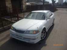 Toyota Mark II, 2000 г., Красноярск
