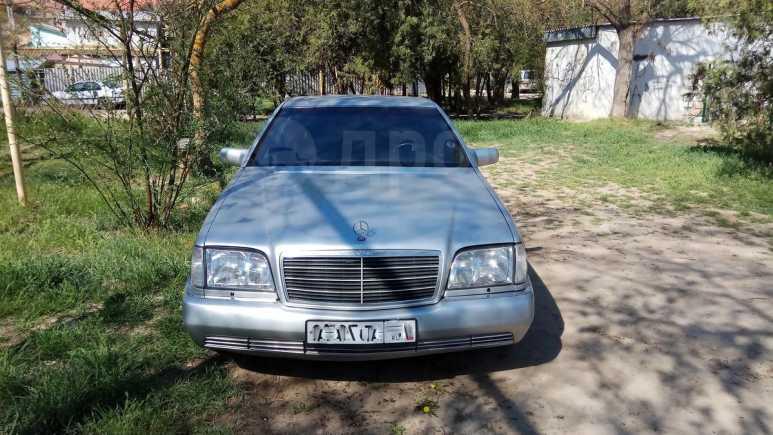 Mercedes-Benz S-Class, 1992 год, 457 000 руб.