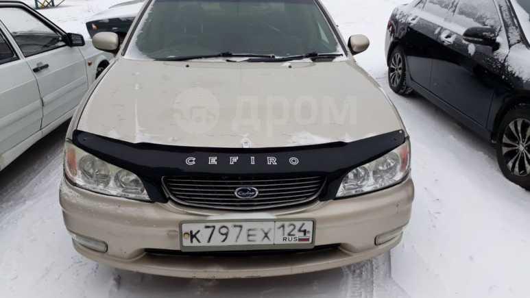 Nissan Cefiro, 2000 год, 210 000 руб.