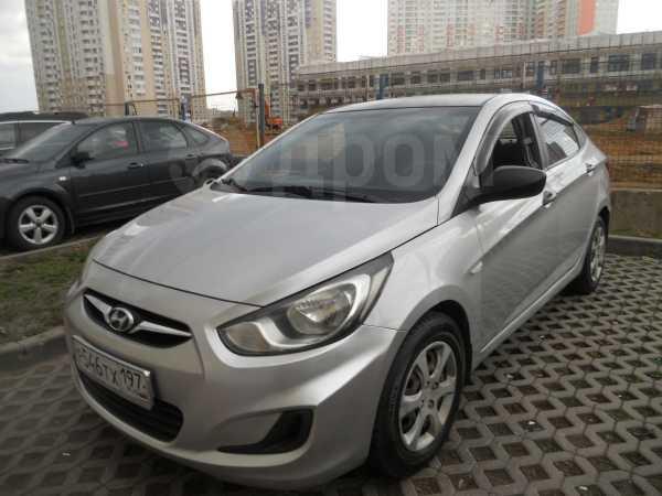 Hyundai Solaris, 2012 год, 345 000 руб.