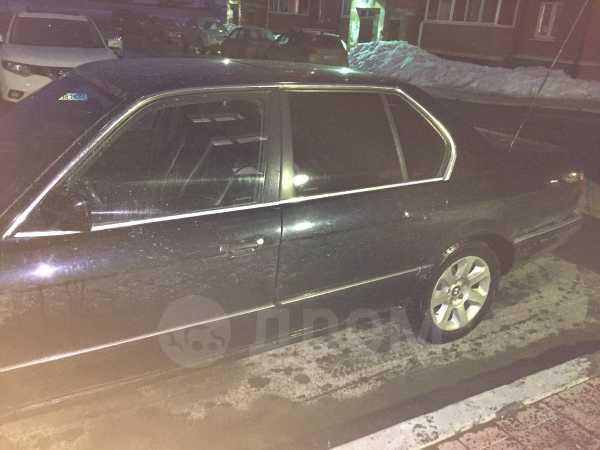 BMW 7-Series, 1992 год, 60 000 руб.