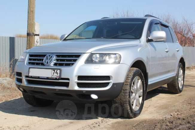 Volkswagen Touareg, 2006 год, 520 000 руб.