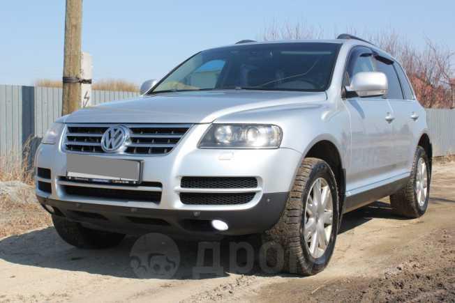Volkswagen Touareg, 2006 год, 620 000 руб.