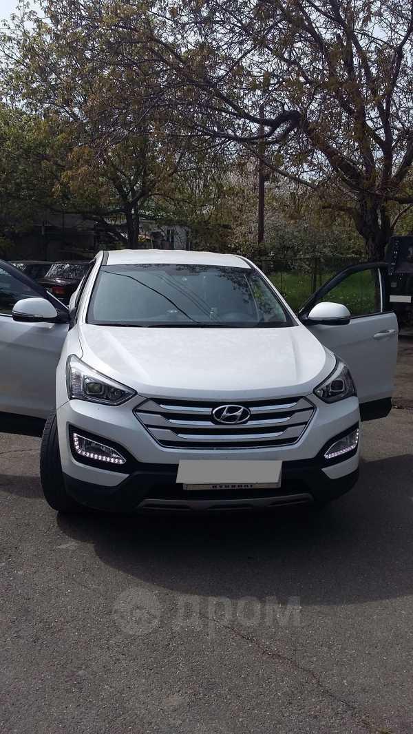 Hyundai Santa Fe, 2014 год, 1 550 000 руб.