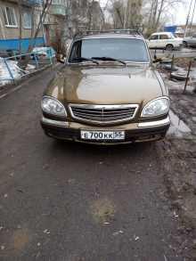 ГАЗ 31105 Волга, 2006 г., Омск
