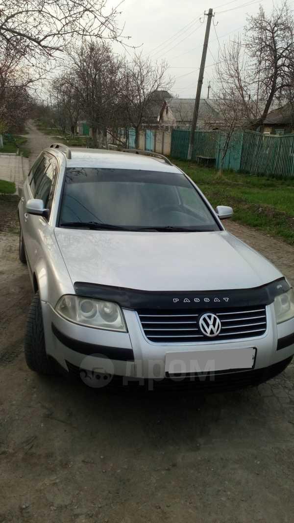 Volkswagen Passat, 2002 год, 260 000 руб.