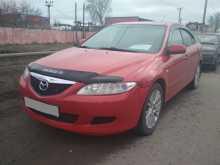 Mazda 6, 2004 г., Омск
