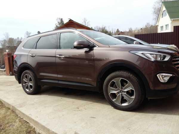 Hyundai Grand Santa Fe, 2014 год, 1 600 000 руб.