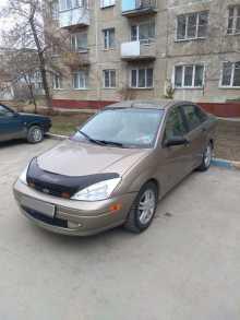 Ford Focus, 2003 г., Новосибирск