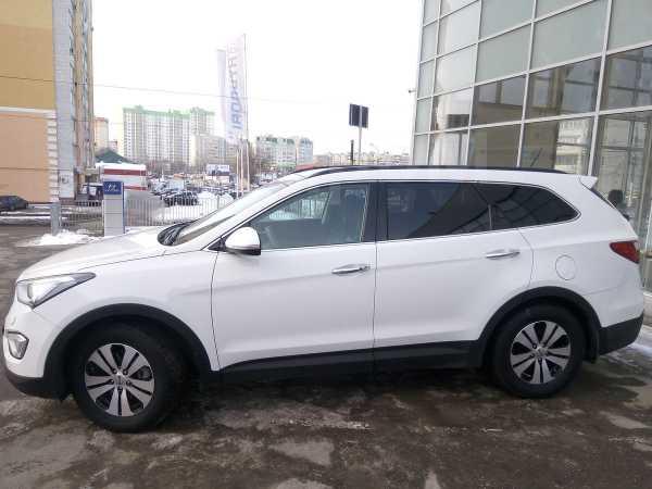 Hyundai Grand Santa Fe, 2015 год, 1 600 000 руб.
