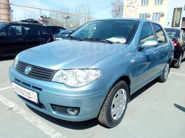 Fiat Albea, 2007 год, 242 000 руб.