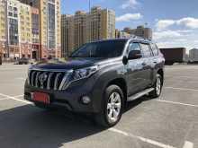 Toyota Land Cruiser Prado, 2014 г., Омск