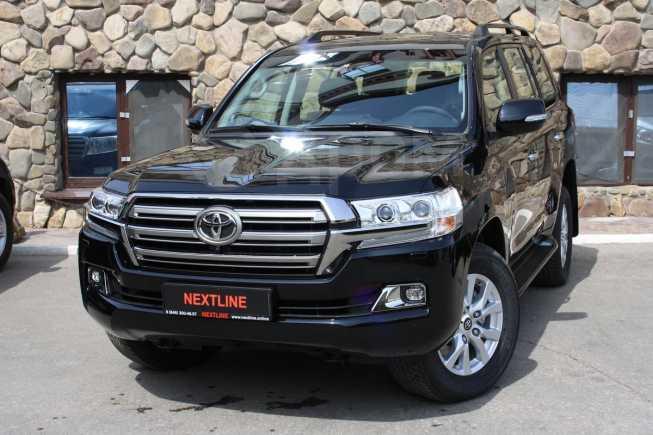 Toyota Land Cruiser, 2018 год, 4 670 000 руб.