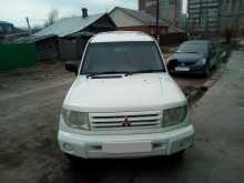 Mitsubishi Pajero IO, 1999 г., Новосибирск