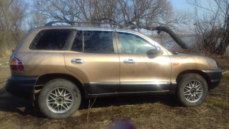 Hyundai Santa Fe, 2001 год, 400 000 руб.