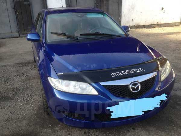 Mazda Mazda6, 2004 год, 250 000 руб.