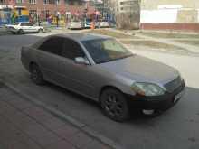 Toyota Mark II, 2002 г., Новосибирск