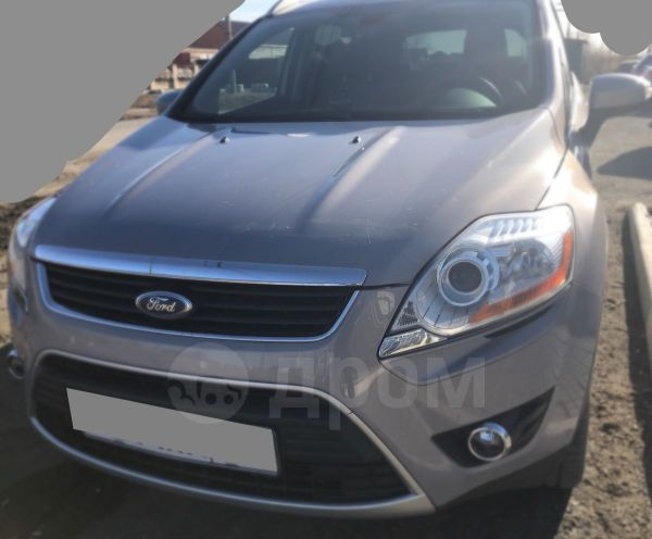 Ford Kuga, 2011 год, 815 000 руб.