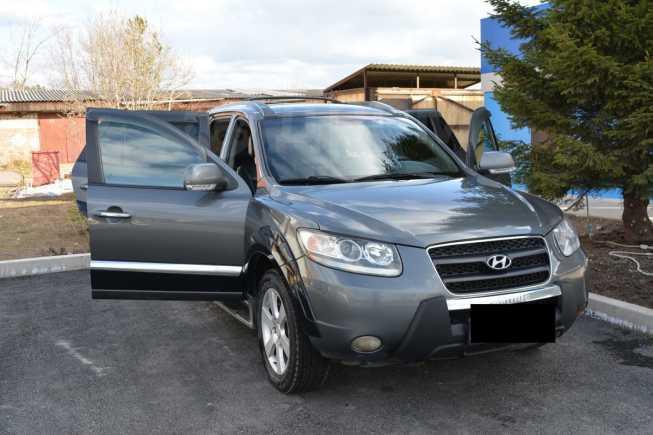 Hyundai Santa Fe, 2008 год, 650 000 руб.