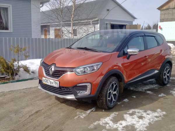 Renault Kaptur, 2016 год, 1 100 000 руб.