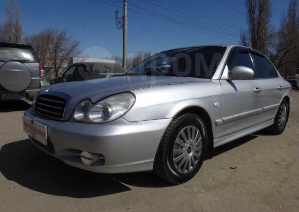 Hyundai Sonata, 2004 год, 253 000 руб.