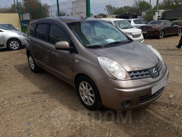 Nissan Note, 2006 год, 368 000 руб.