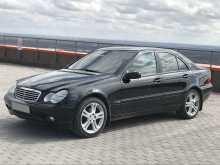 Mercedes-Benz C-класс, 2001 г., Уфа