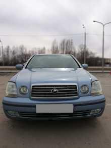 Toyota Progres, 2000 г., Новосибирск