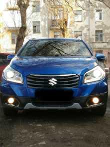 Курган SX4 2014