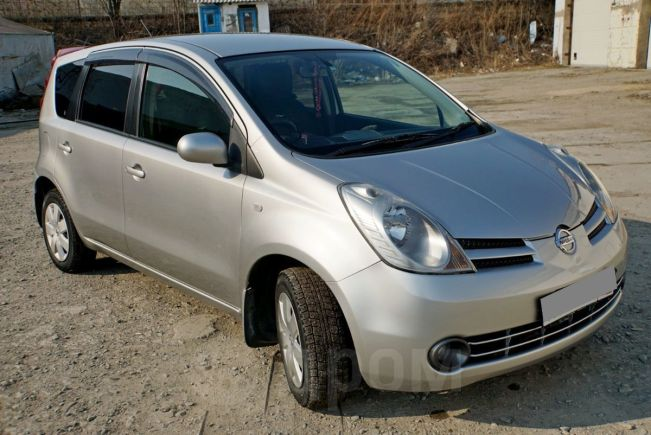 Nissan Note, 2005 год, 310 000 руб.