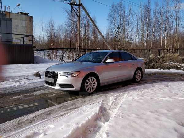 Audi A6, 2011 год, 1 350 000 руб.