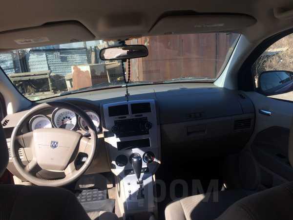 Dodge Caliber, 2007 год, 335 000 руб.