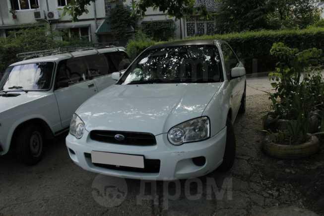 Subaru Impreza, 2003 год, 260 000 руб.