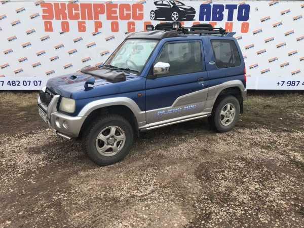 Mitsubishi Pajero Mini, 1998 год, 189 000 руб.