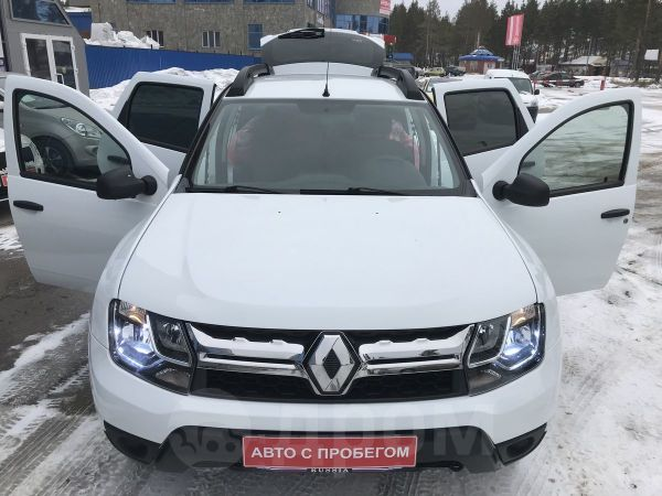 Renault Duster, 2016 год, 699 000 руб.