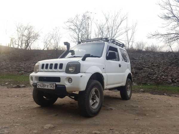 Suzuki Jimny Wide, 1998 год, 330 000 руб.