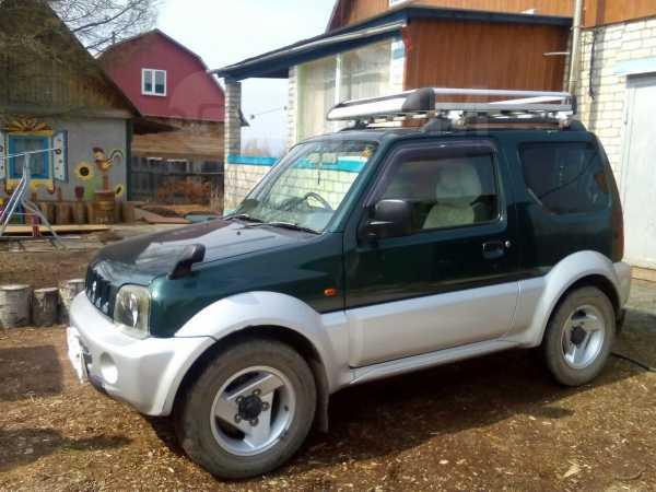 Suzuki Jimny Wide, 2000 год, 415 000 руб.