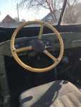 ГАЗ 69, 1953 год, 169 000 руб.