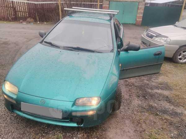 Mazda 323, 1995 год, 70 000 руб.