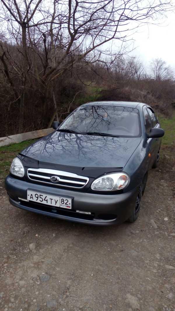 ЗАЗ Шанс, 2010 год, 130 000 руб.