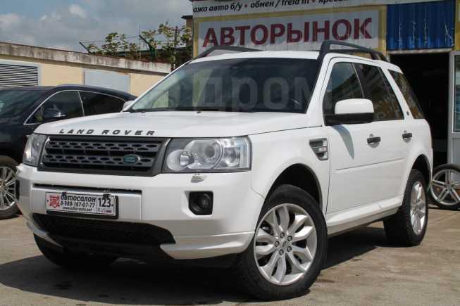 Land Rover Freelander, 2012 год, 1 070 000 руб.