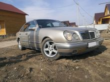 Mercedes-Benz E-класс, 1999 г., Новосибирск