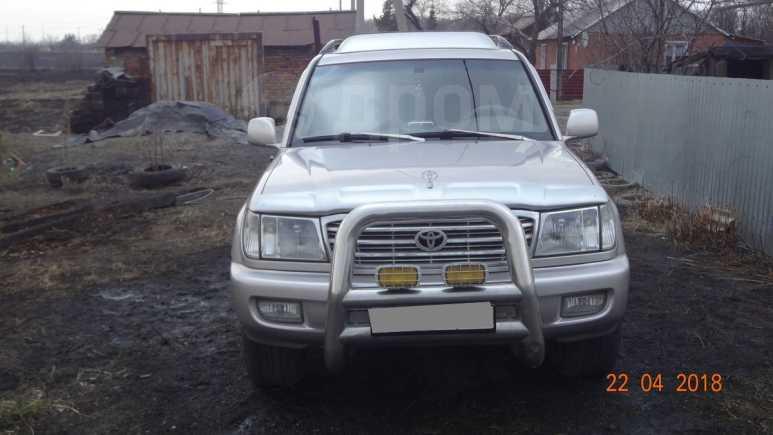 Toyota Land Cruiser, 1998 год, 800 000 руб.