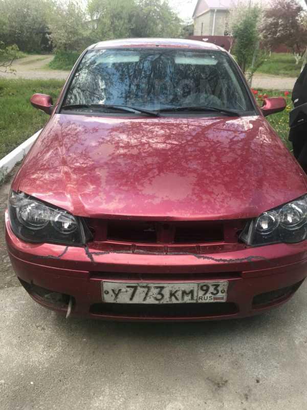 Fiat Albea, 2007 год, 111 000 руб.